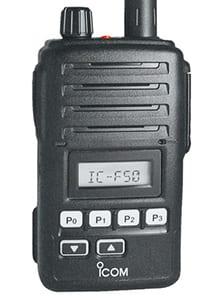 F50/F60 Communication Device