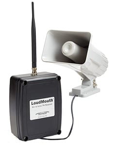 LoudMouth Wireless Communication Device